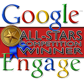 Google Engage All-Stars Compettion Winner